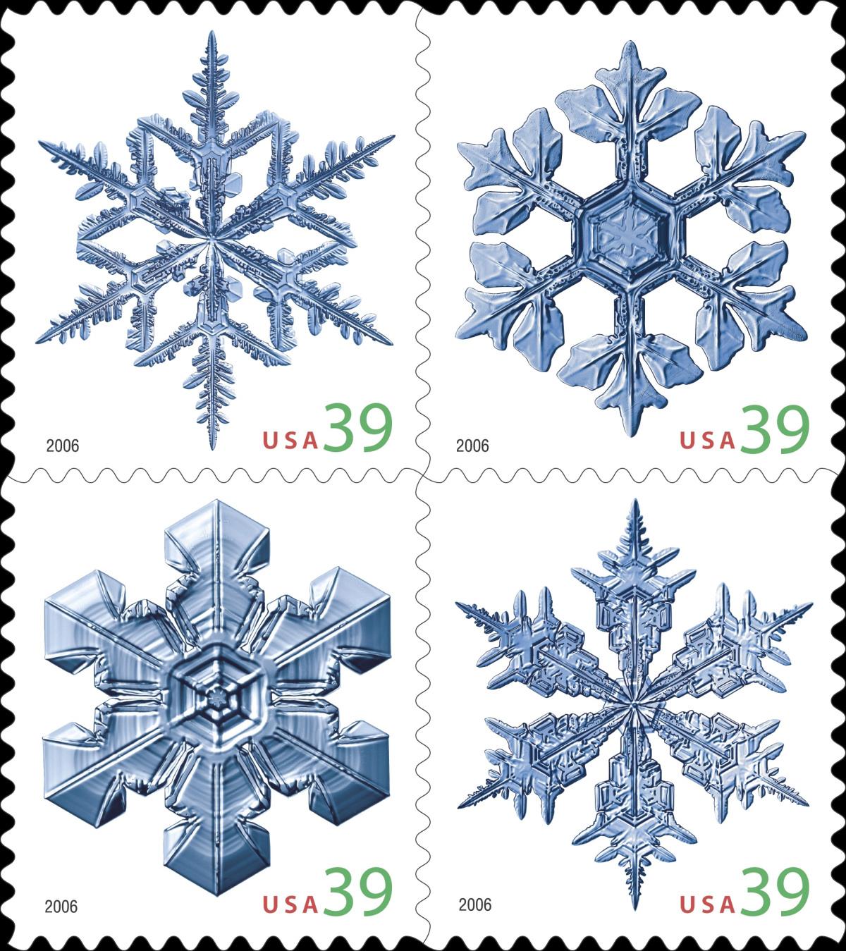 Usps Christmas Stamps